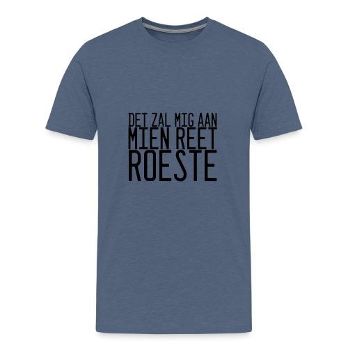 Reet roeste. - Teenager Premium T-shirt