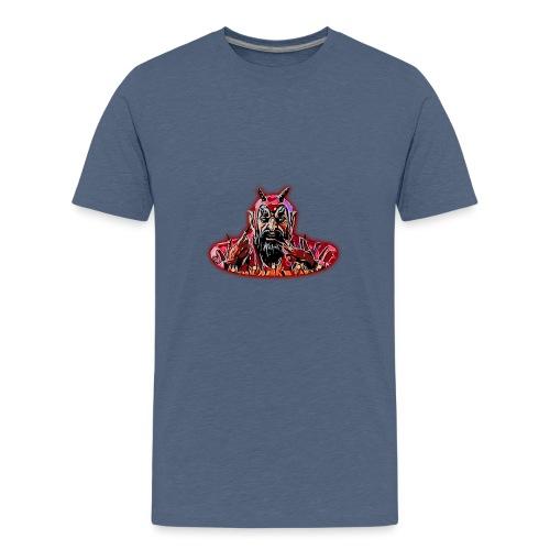 DEMONIO - Camiseta premium adolescente