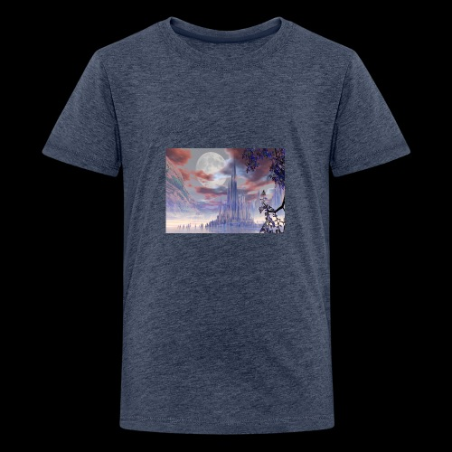 FANTASY 3 - Teenager Premium T-Shirt