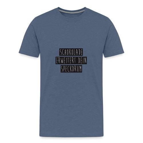 Schokolade - Teenager Premium T-Shirt