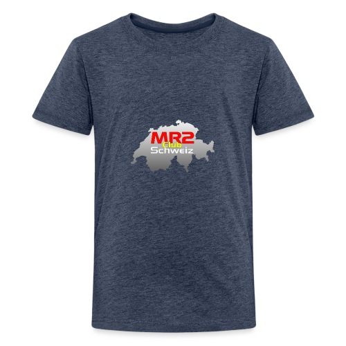 Logo MR2 Club Logo - Teenager Premium T-Shirt