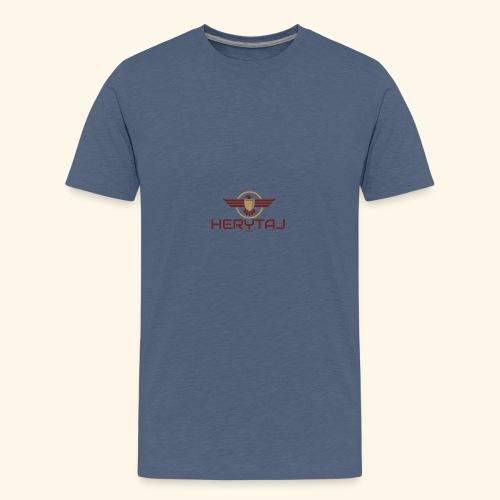 400dpiLogo - T-shirt Premium Ado