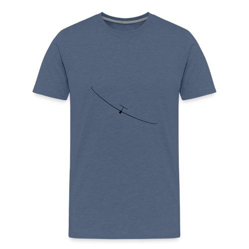 Segelflugzeug - Teenager Premium T-Shirt