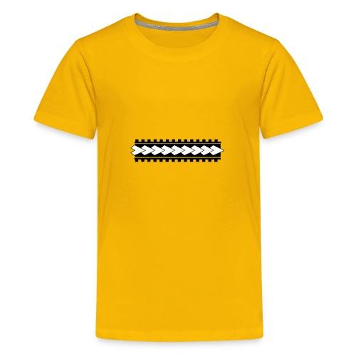 Linea corporal - Camiseta premium adolescente