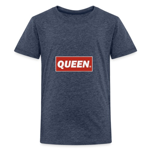 Reina rey - Camiseta premium adolescente