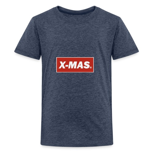 X Mas - Teenage Premium T-Shirt