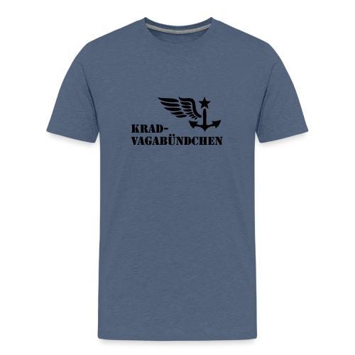 Krad-Vagabündchen V2 - Teenager Premium T-Shirt