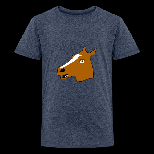 PaardenKOP - Teenager Premium T-shirt