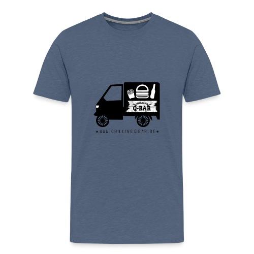 ape solo neu - Teenager Premium T-Shirt