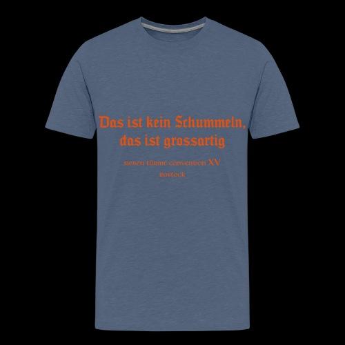 Siebentürme Convention XV - Teenager Premium T-Shirt