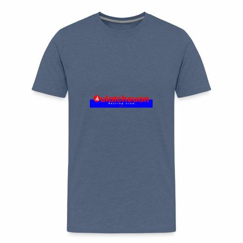 Ouiatchouan - Teenager Premium T-shirt