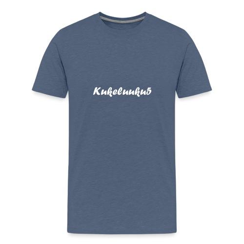 Kukeluuku5 - Teenager Premium T-shirt