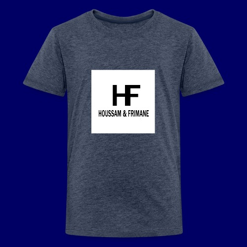 H&F - Maglietta Premium per ragazzi
