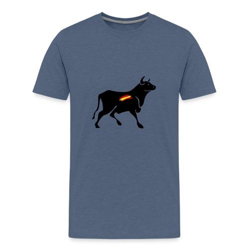 toro español - Camiseta premium adolescente