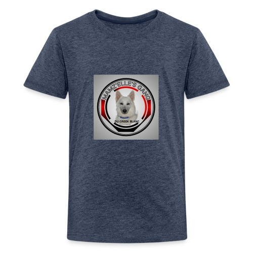 mamzelle logo - T-shirt Premium Ado