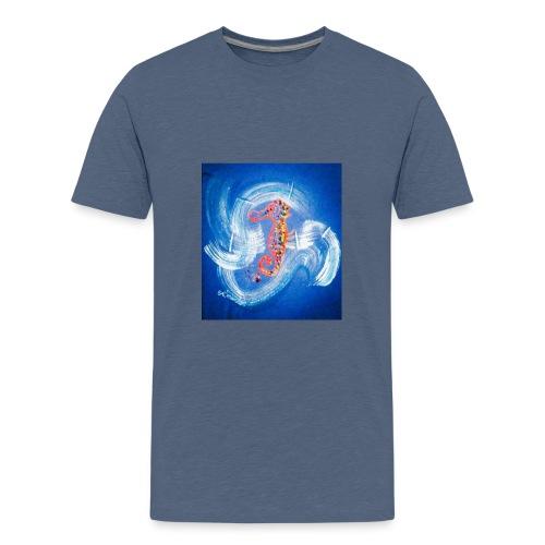 PSX 20181102 184348 Babyseepferdchen - Teenager Premium T-Shirt