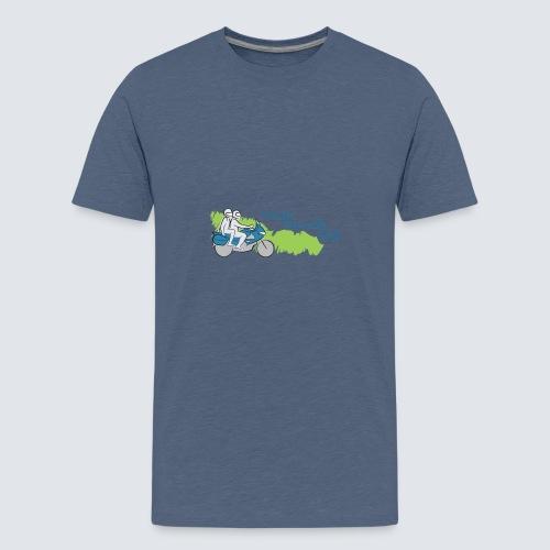 HDC logo - Teenager Premium T-shirt
