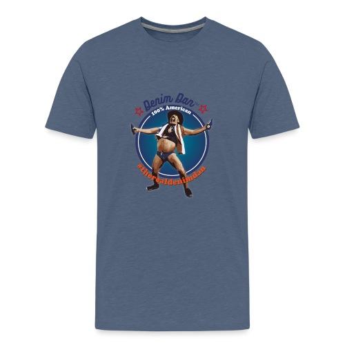 Denim Dan - Premium-T-shirt tonåring