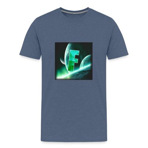 Fahmzii's masterpiece - Teenage Premium T-Shirt