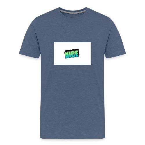 NICE DESIGNER : GAMERROKOTV - Teenager Premium T-Shirt