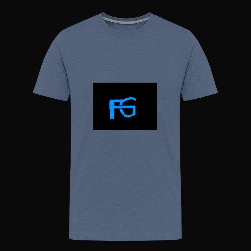 fastgamers - Teenager Premium T-shirt