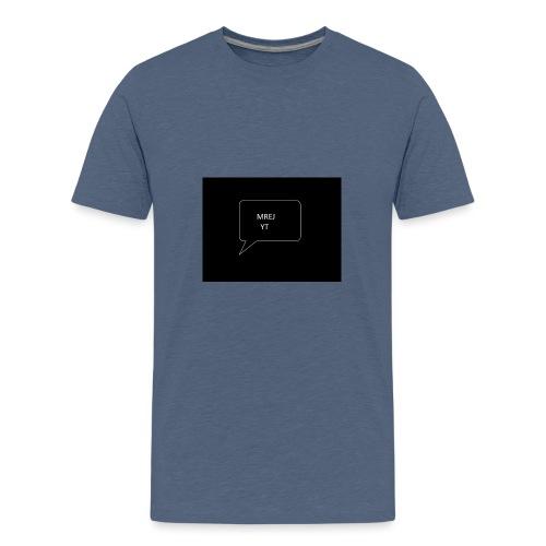 MREJYT T-sjorta - Premium T-skjorte for tenåringer