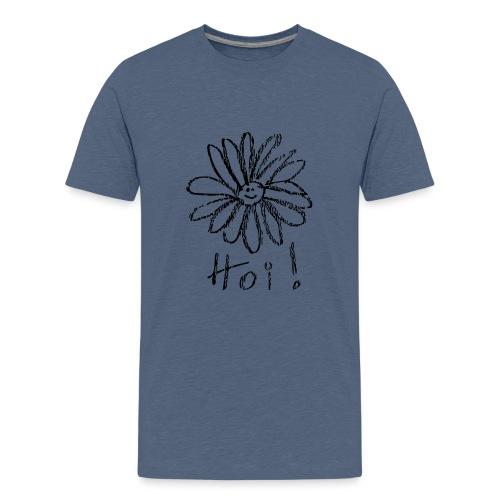 HoiBloem - Teenager Premium T-shirt