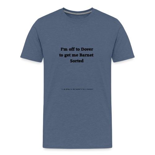 Dover - Teenage Premium T-Shirt