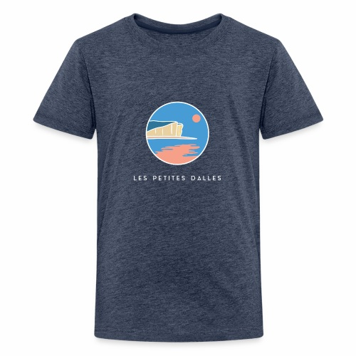matin bg fonce png - T-shirt Premium Ado