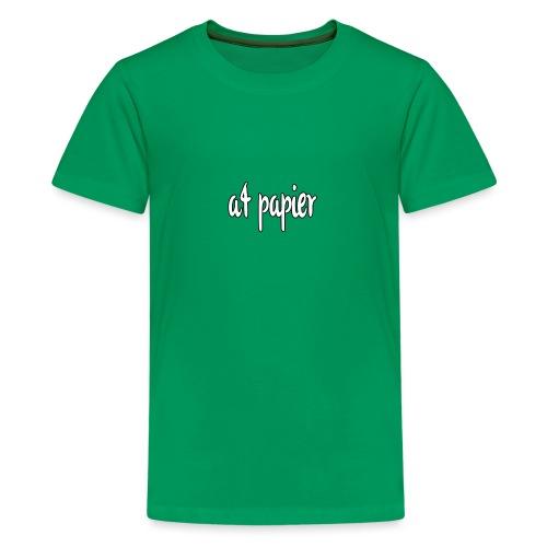 A4Papier - Teenager Premium T-shirt