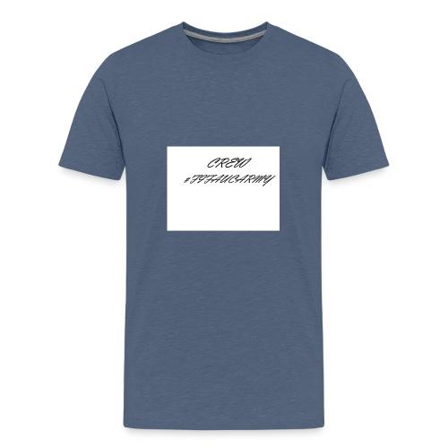 CREW MERCH - Teenager Premium T-Shirt