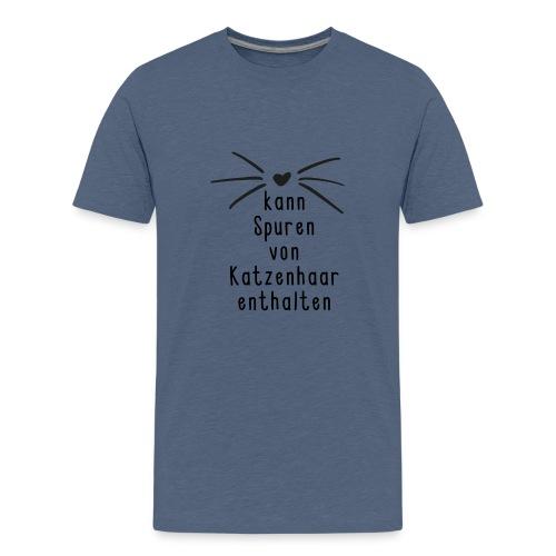 Katzenhaar - Teenager Premium T-Shirt