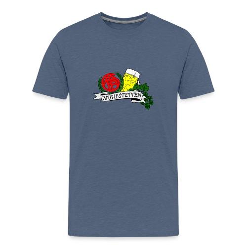 Fanclub Rezattal - Teenager Premium T-Shirt