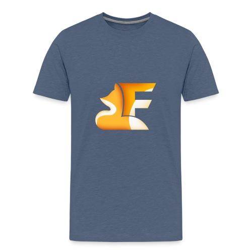 FoxChannel LOGO - Maglietta Premium per ragazzi