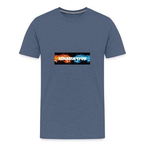 Kolekcja początkowa - Koszulka młodzieżowa Premium
