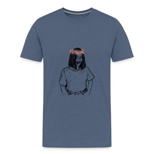 ALYSIAN OUTLINE - Maglietta Premium per ragazzi