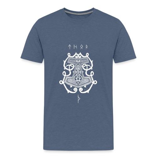 Mjöllnir - T-shirt Premium Ado
