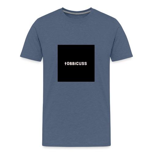 tobbicuss klær - Premium T-skjorte for tenåringer