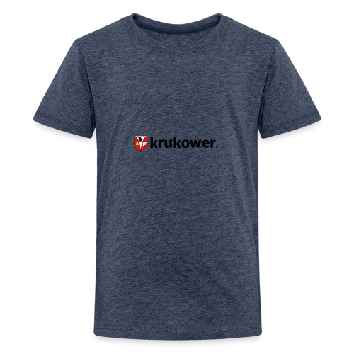 Krukower Dame. - Teenager Premium T-Shirt