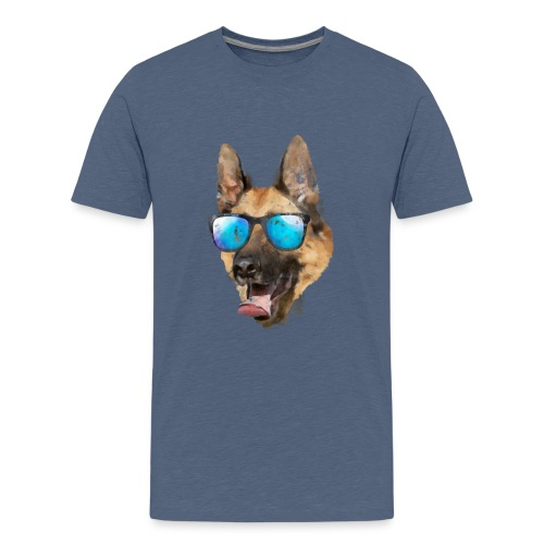 trimgermanshepherd - Camiseta premium adolescente