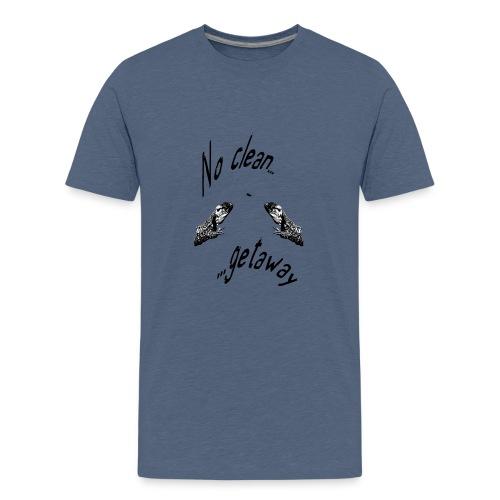 Fliege on Point - Teenager Premium T-Shirt