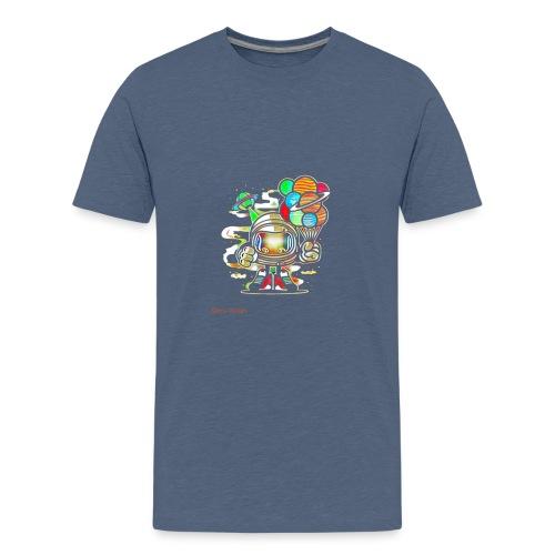 Spagrg00001 - Camiseta premium adolescente