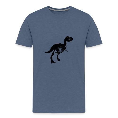 tyrannosaurus rex - Teenager Premium T-Shirt
