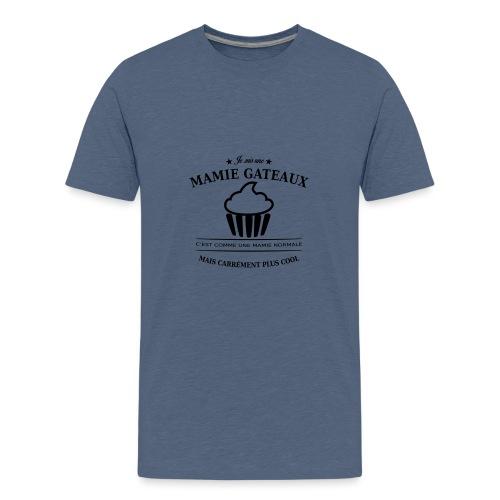 mamie gateaux - T-shirt Premium Ado