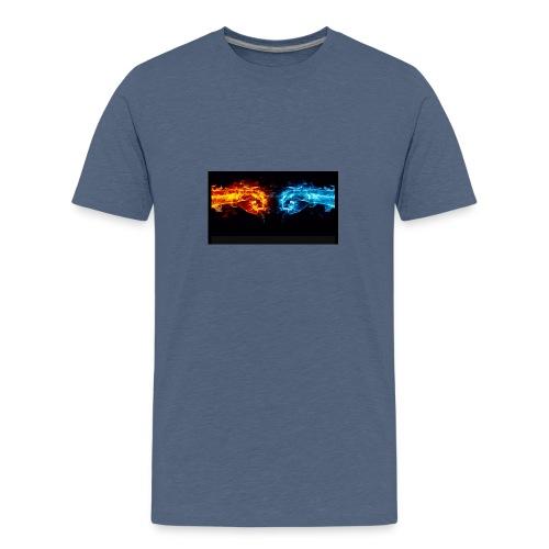 IMG 3092 - Teenage Premium T-Shirt