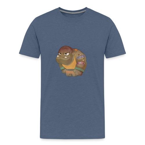 Brabucon00001 - Camiseta premium adolescente