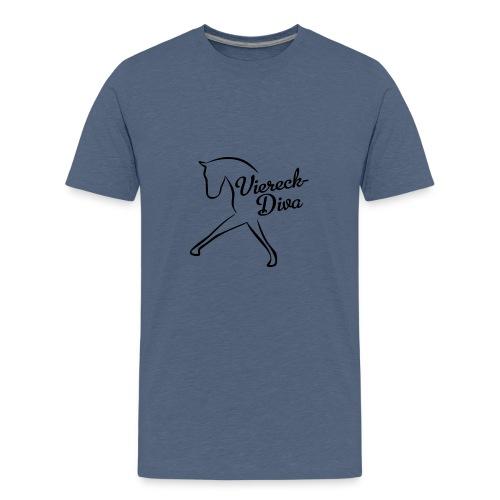Dressur - Teenager Premium T-Shirt