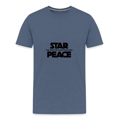 STAR PEACE - Maglietta Premium per ragazzi