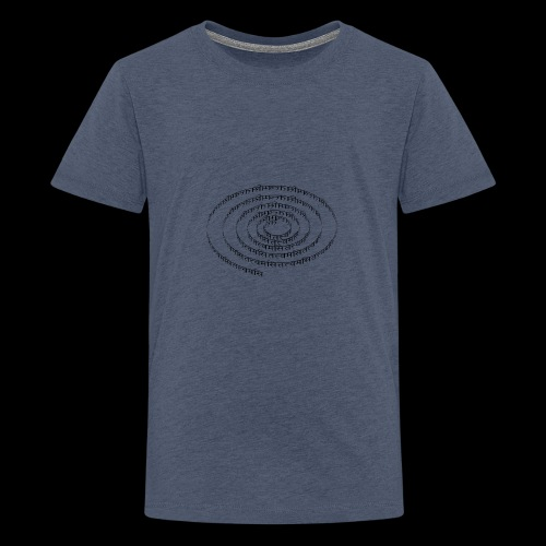 spiral tattvamasi - Teenager Premium T-Shirt