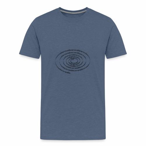 spiral tattvamasi - Teenager Premium T-Shirt